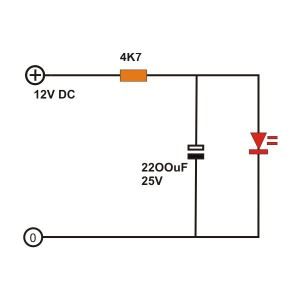 How to Build ACDC Light Fader Circuits?
