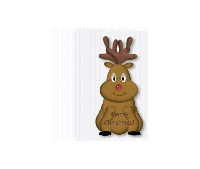 Reindeer Email Stationery