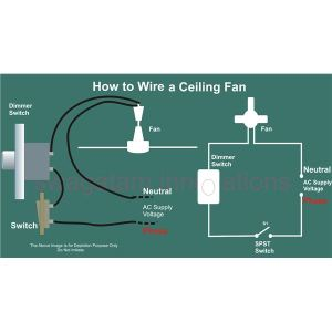 Help for Understanding Simple Home Electrical Wiring Diagrams