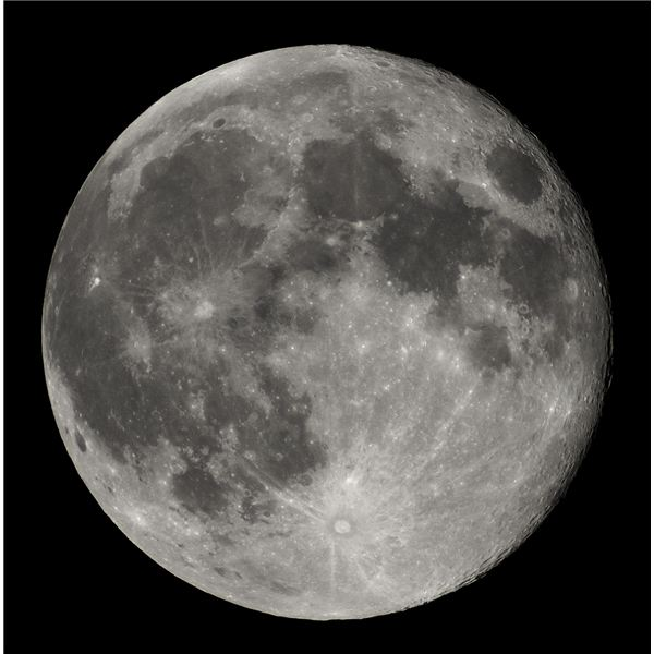 Photography Tips: How to Photograph the Moon With a DSLR