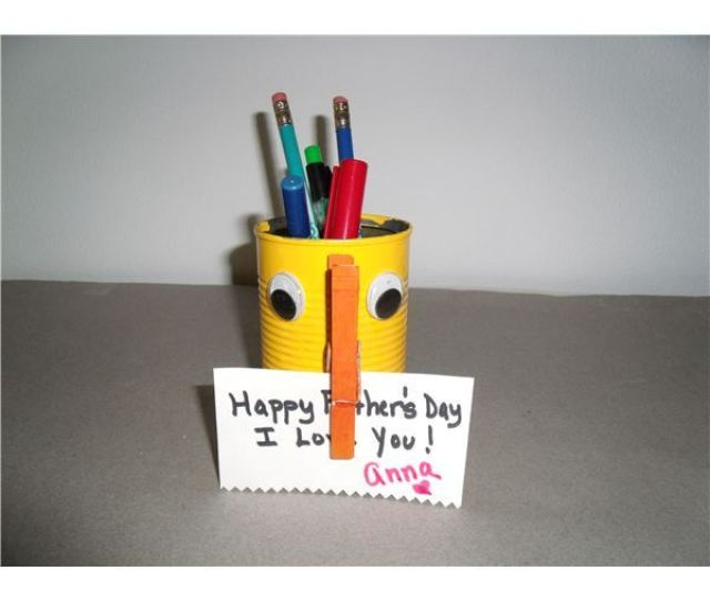 Bird Style Pencil Holder For Dad