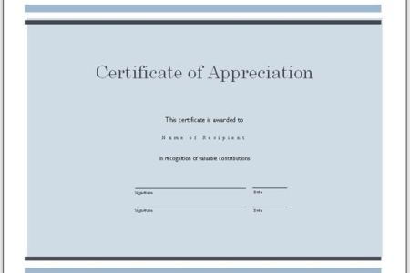 format of appreciation letter to vendors fresh employee recognition