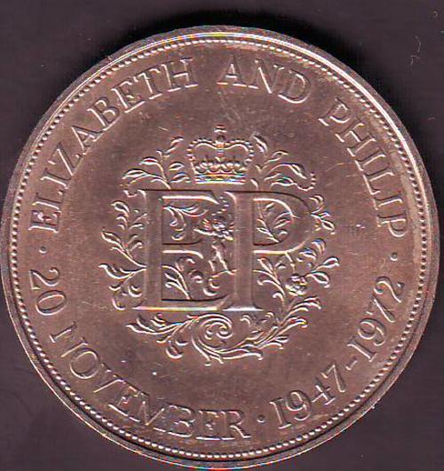 1972 Half Coin
