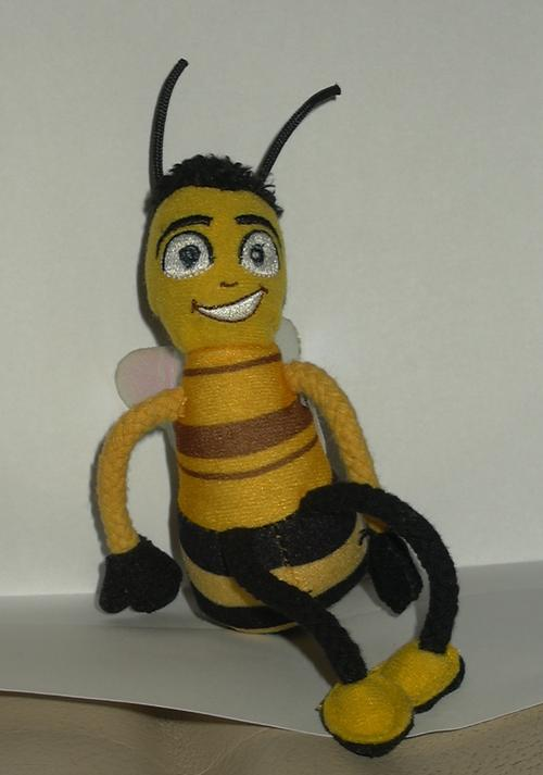 Other Collectable Toys McDonalds Barry B Benson From Bee