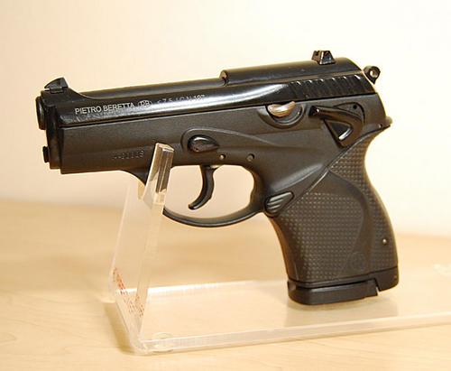 Air Rifles - Beretta A-9000S Semi Automatic CO2 Air Pistol ... on Beretta Outdoor Living id=77044