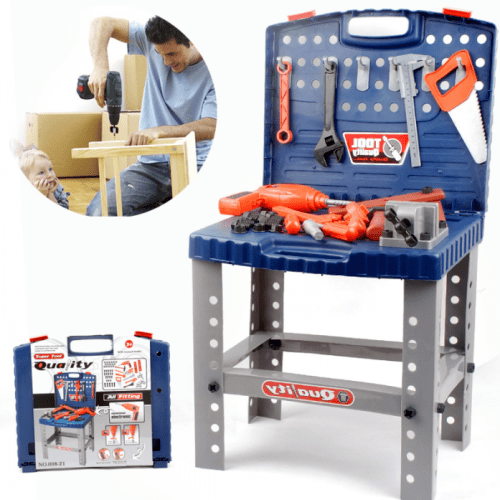 Other Educational Toys Electric Plastic Toy Tool Box Set