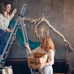 Wie Sie Ihre Wohnung Mit Lichterketten Stimmungsvoll Dekorieren Bildderfrau De