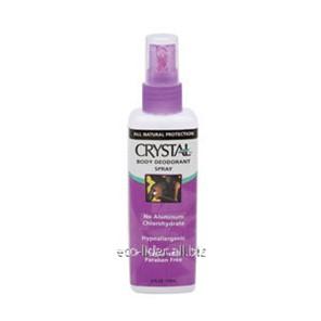 Натуральный дезодорант-спрей Кристалл для тела, 118 мл в ...