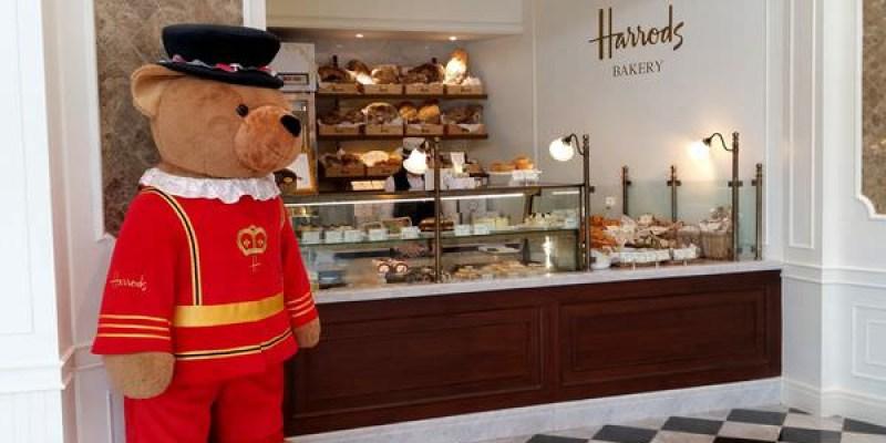 【曼谷美食】泰迪熊專賣店 ● 英國老字號 - Harrods Bakery