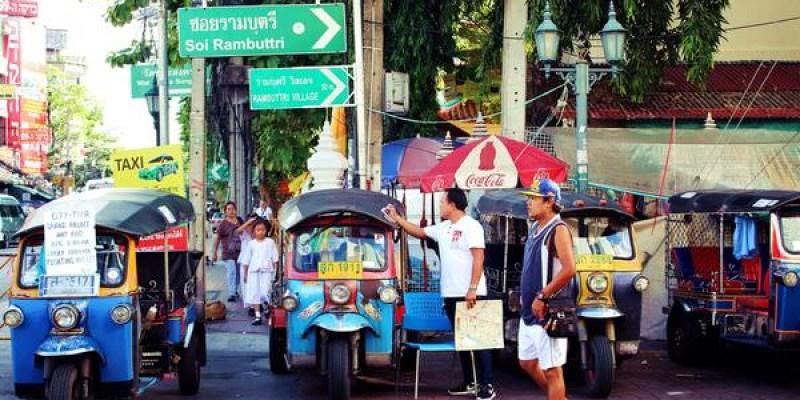 曼谷庶民生活的另外ㄧ面