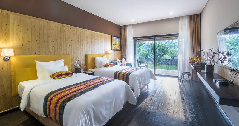 Khu biệt thự Executive Serena Resort Kim Bôi Hòa Bình