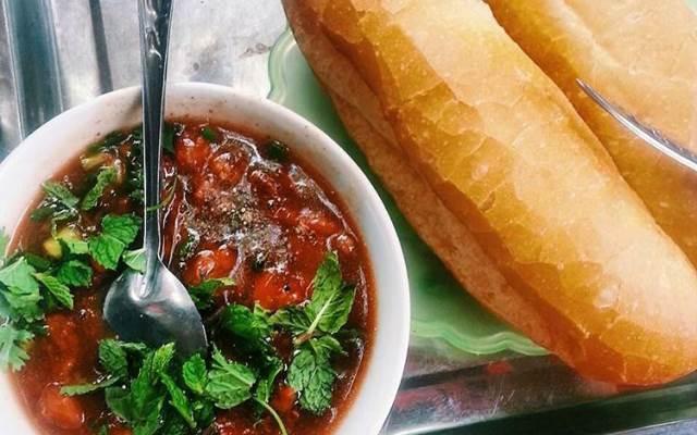 Bánh mì Hà Nội đã chiếm được cảm tình của thực khách từ lâu