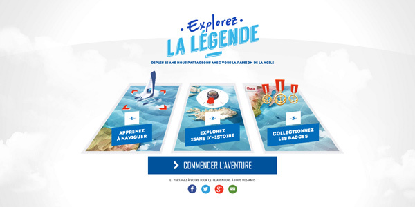 explorez la legende