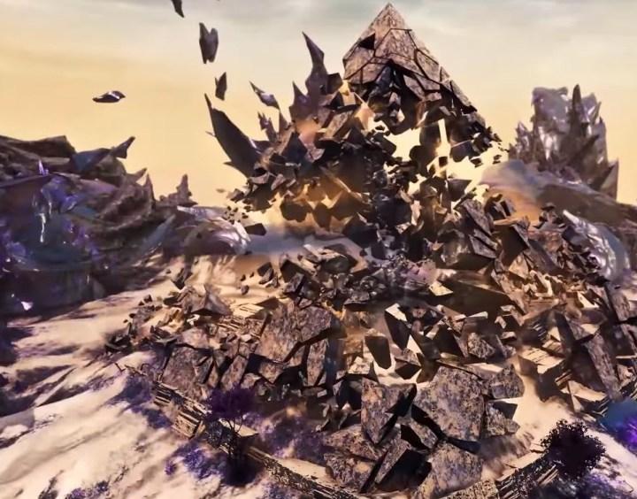 Guild Wars 2 paisajes