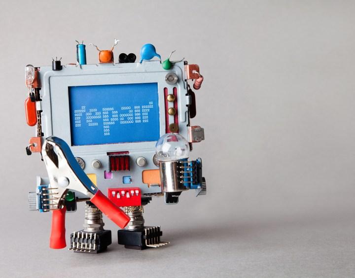 no human in the loop programar sin humanos robots