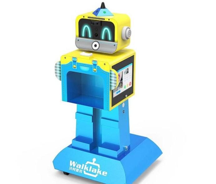 """Resultado de imagen para robot Walklake"""""""