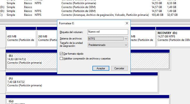 format-disk-external