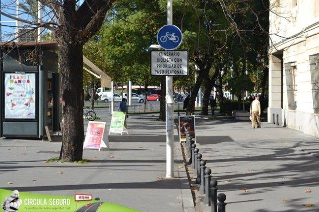 prioridad peatones