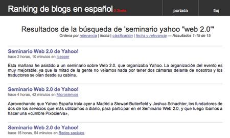 Búsquedas en top.blogs.es