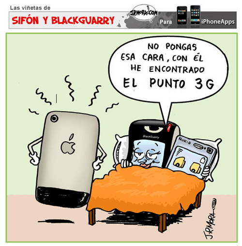 Iphone y el punto 3G