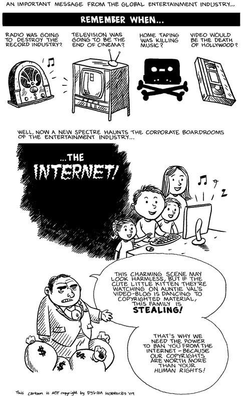 Pirate Bay Humor