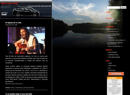 blog de Saab