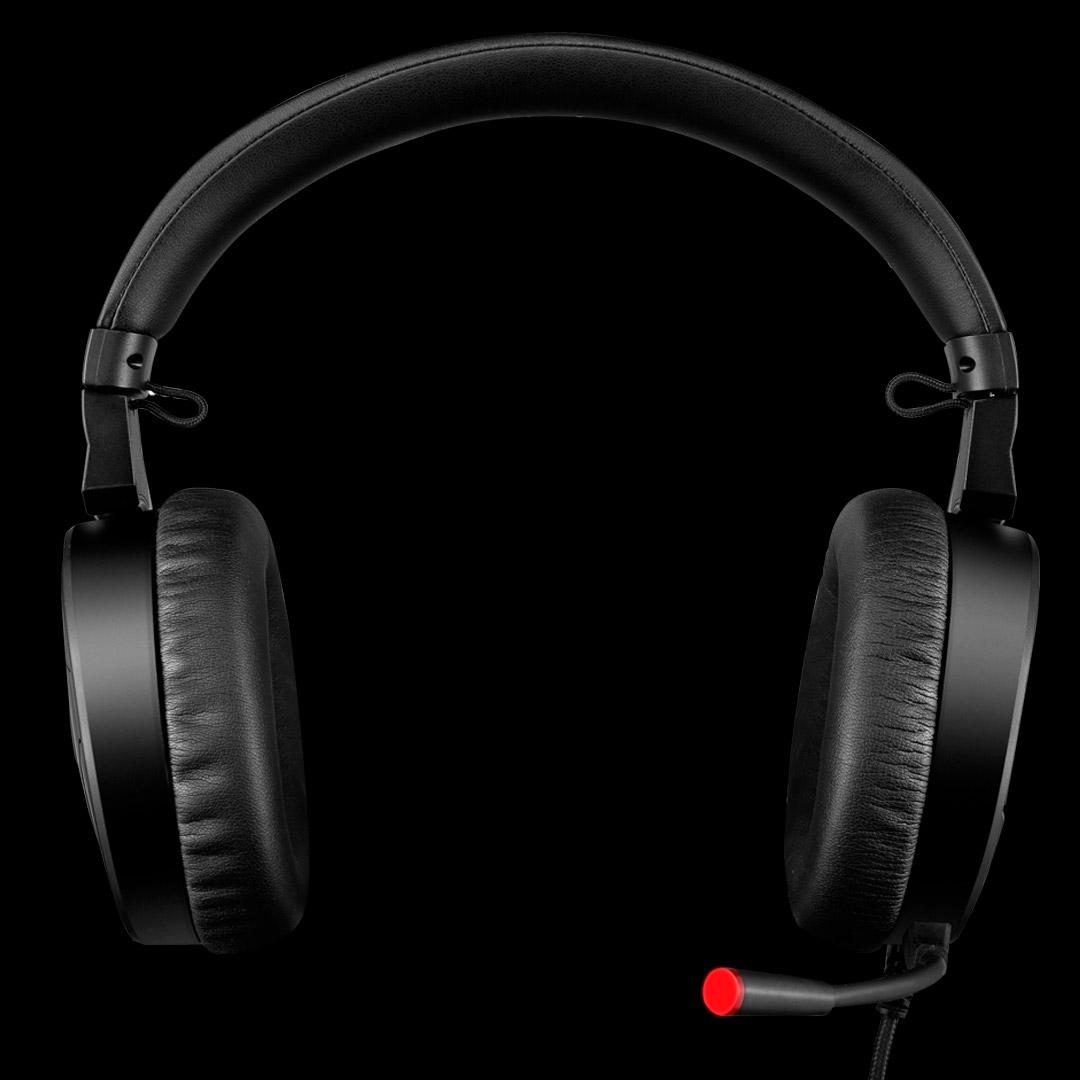 G600i Bloody Virtual 7.1 Surround Sound Gaming Headset Mic