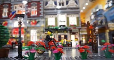【台中西區】找樂子積木咖啡 - 滿間樂高LEGO積木.巷弄親子餐廳.趕快來挖寶.喜歡可以秤重買回家.還有樂高巧克力人偶軍團喔.假日要提早預約喔~