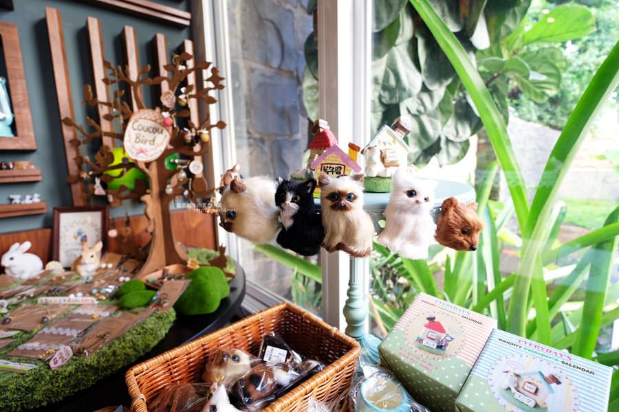 20170905025851 25 - 小毛日子雜貨店-在可愛動物森林療癒雜貨中喝咖啡.台中勤美誠品綠園道旁
