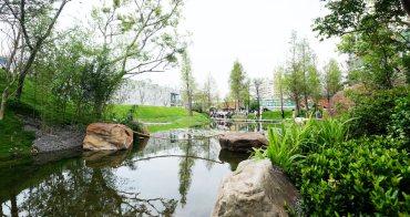 台中南屯│惠宇建設一森青自然共生-城市中的小秘境.台中新打卡拍照點