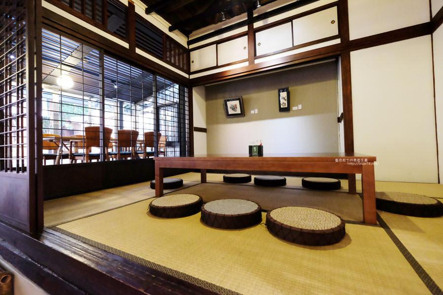 20170910004115 94 - 櫟舍文學餐廳-台中文學館內日式建築餐廳.百年老榕樹下.可以從早餐午餐到下午茶甜點冰品