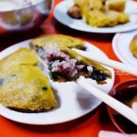彰化二林│阿源炸粿-二林市場內超過八十年人氣在地老店.道地的美味小吃