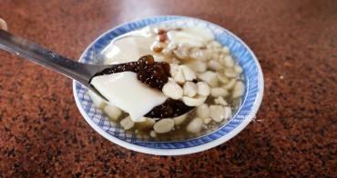 台中梧棲│歌王豆花-梧棲第一市場內的在地美食.攤位142號