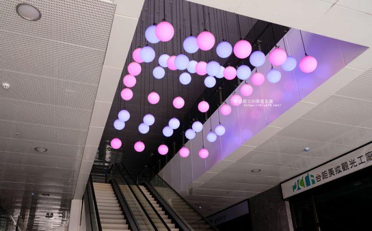 20180719012702 13 - 台中軟體園區Dali Art藝術廣場-全台最大裝置藝術藍色大巨人和巨大玫瑰花降臨藝術廣場,必拍亮點