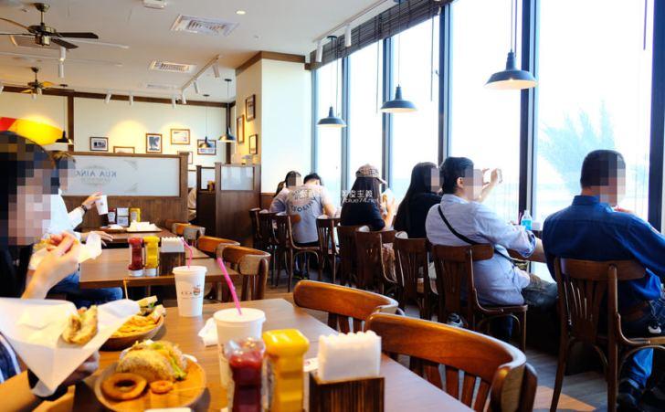 20181204011951 64 - KUA`AINA夏威夷漢堡-來自夏威夷,歐巴馬也愛的漢堡店,台中三井OUTLET吃得到了