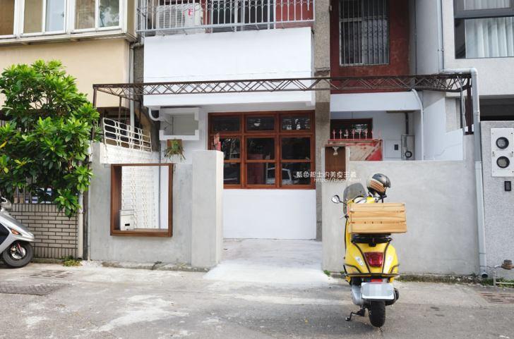 20190917014616 72 - Fooki Coffee Roasters-黎明新村內的咖啡館,巷弄中自成一格