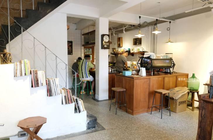 20190917014619 78 - Fooki Coffee Roasters-黎明新村內的咖啡館,巷弄中自成一格
