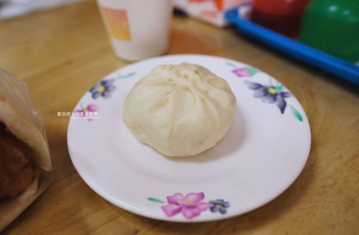 20191017073303 62 - 長江早點-台中人氣排隊中式早餐,肉包現做現蒸,燒餅油條蛋來一份,鹹豆漿份量足