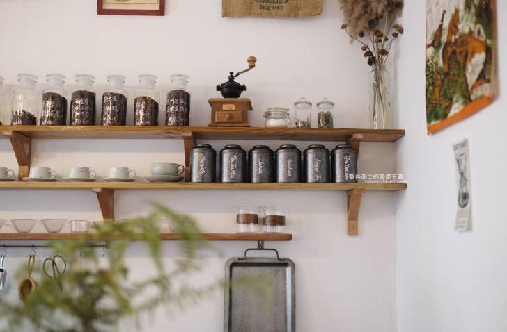 20200104182150 64 - 細水焙煎所 預約制自家烘焙咖啡,最近很夯的老屋庭院甜點咖啡