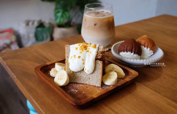 20200204194601 13 - pingping_attic│隱身水湳市場周邊的日式甜點咖啡店,甜點價格親民