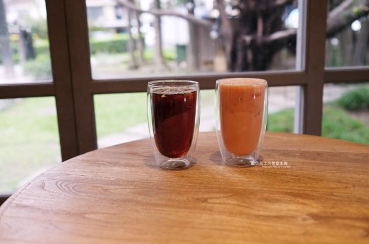 20200812114336 83 - 翡翠精品莊園咖啡大里杙棧門市,在大里軟體園區的菸葉實驗辦公廳舍飄咖啡香