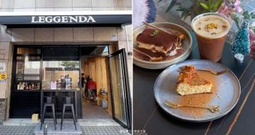 台中南屯│Leggenda Caffe-大墩一街轉角咖啡店,向偶像Kobe致敬的店內獨有特色