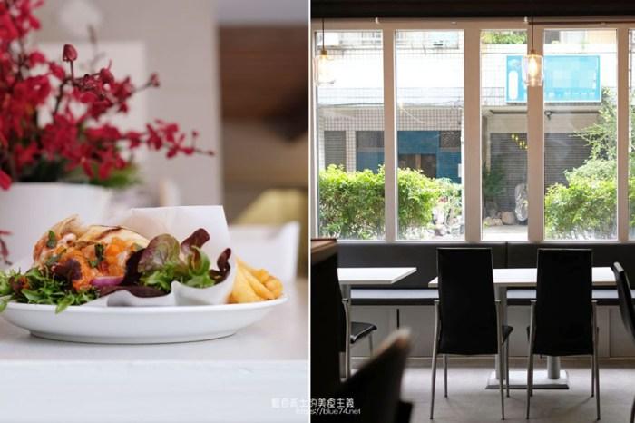 台中西區│Salut Breakfast-大業路美食,主打低碳早午餐