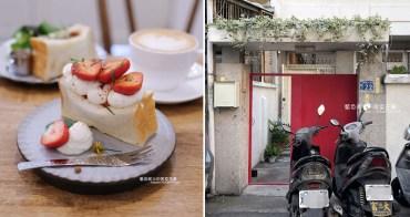台中西區│三回-精誠商圈老屋咖啡館,自製生吐司三明治、甜點和咖啡