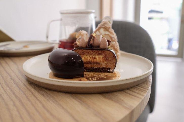 20210410204550 100 - Patisserie marmotte|以喜愛的土撥鼠來命名和logo設計的西區法式甜點店
