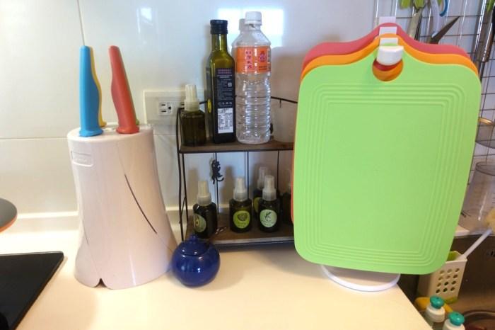 『煮婦必備』廚房必備好物-Zaniin高機能耐熱環保砧板補貨團