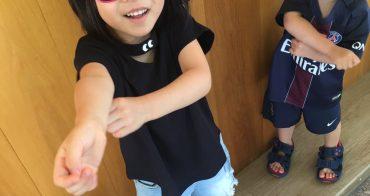 『親子』爸媽也能一起酷炫,時尚好搭-Roshambo繽紛視界