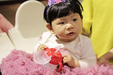 §『已結團』Chic Baby Rose澎裙、米妮頭上衣、屁屁褲、髮夾團購8/25結單§