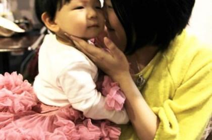◎『1Y』寶貝妮,生日快樂,謝謝妳來到我們的生命裡◎