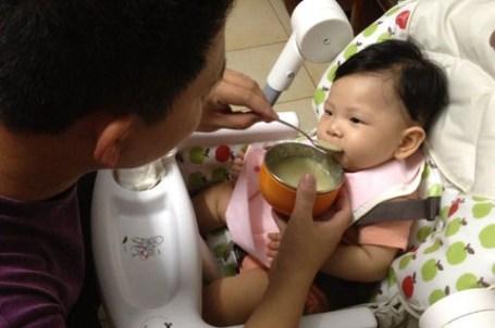 〃『副食品』妮妮也要養生一下-第一次熬湯+山藥泥〃